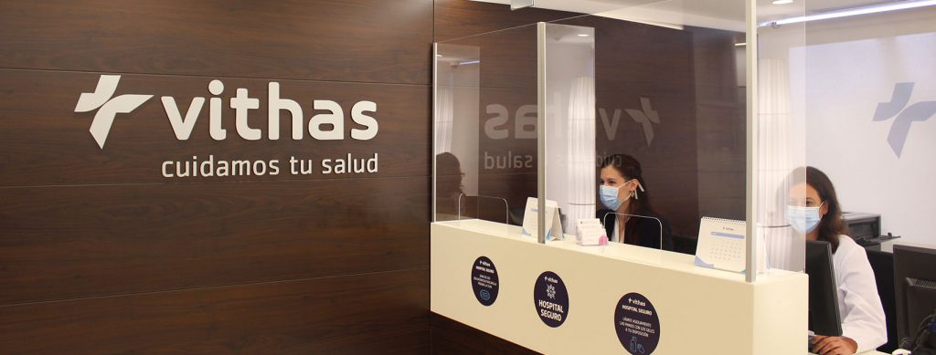 Vithas Cirugía Robótica Madrid